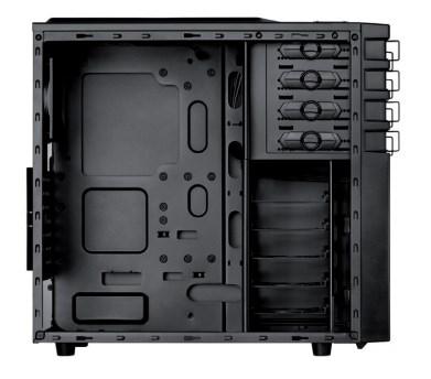 Antec GX700 interior