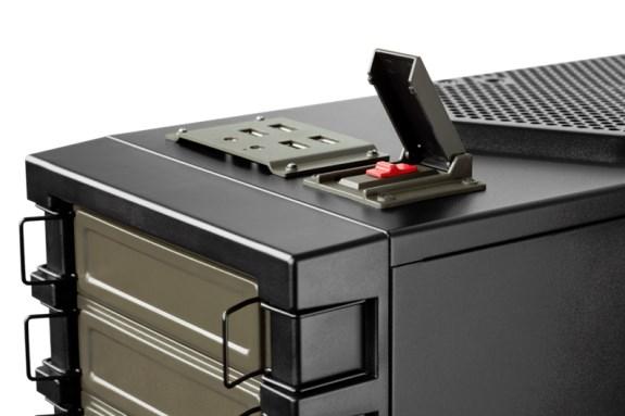 Antec GX700 fan controller