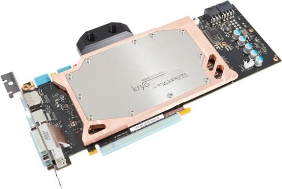Aqua Computer kryographic GeForce GTX Titan