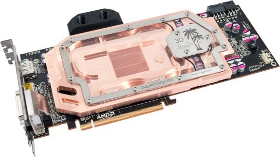 Aqua Computer Radeon R9 290X block