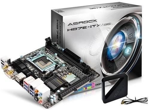 ASRock H87E-ITX/AC Mini ITX