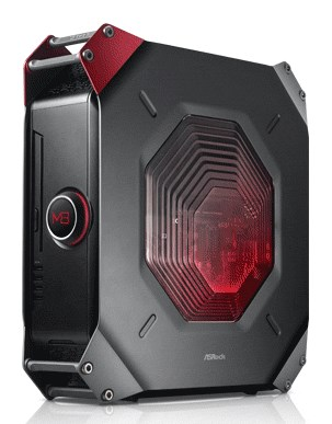 ASRock M8 SFF PC