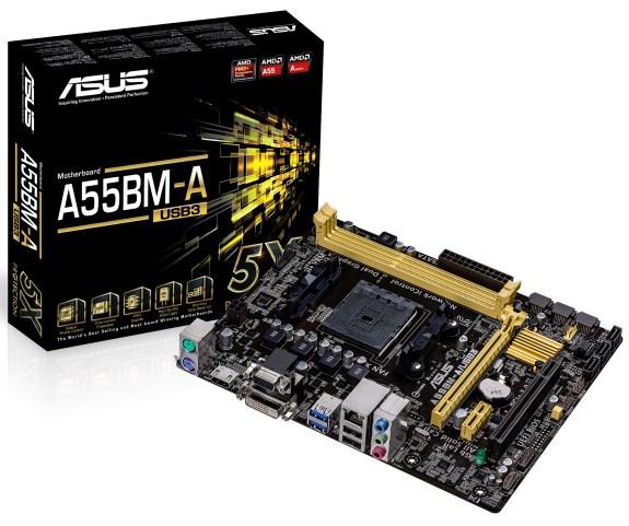 ASUS A55BM-4 USB 3.0