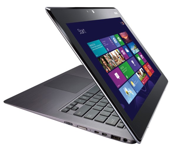 ASUS Taichi 31 dual-display notebook