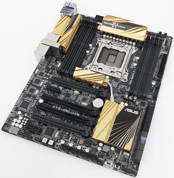 ASUS X79 Deluxe LGA2011