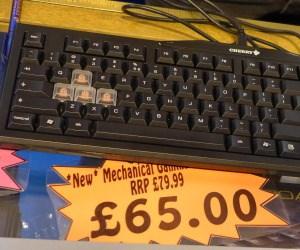 Cherry MX G80-3850