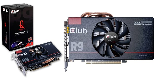 Club3D Radeon R9 270 royalQueen