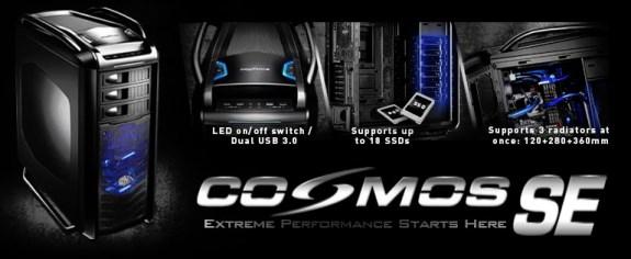 CoolerMaster Cosmos SE