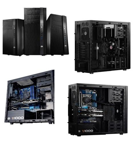 Cooler Master N series cases