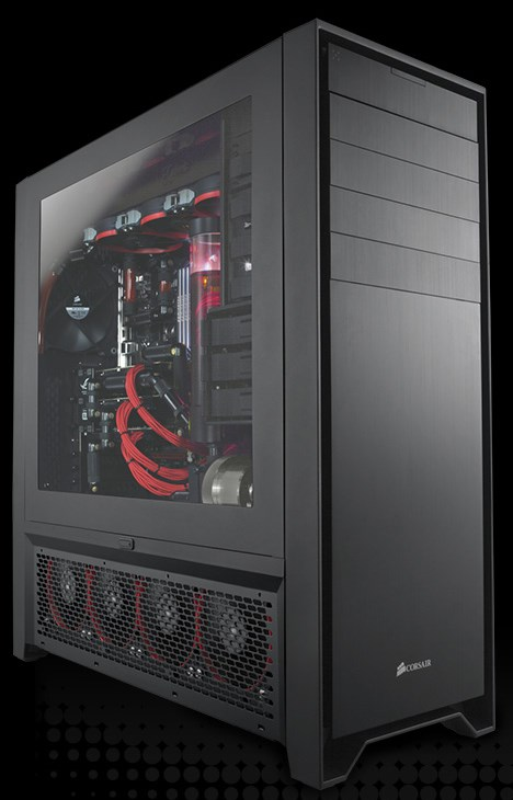 Further details can be found at Corsair's 900D teaser page .