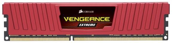 Corsair Vengeance Extreme DDR3 memory