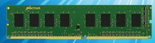 Crucial DDR4 modules at CES