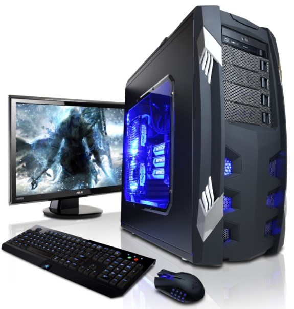 CyberPowerPC Fang III with NVIDIA GeForce GTX Titan