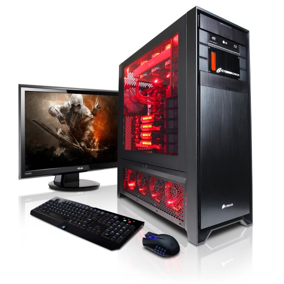 CyberpowerPC GTX 780 gaming PC