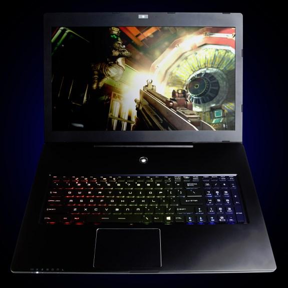 CyberpowerPC ZeusBook Ultimate
