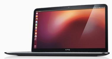 Dell Ubuntu laptop XPS 13 Developer Edition