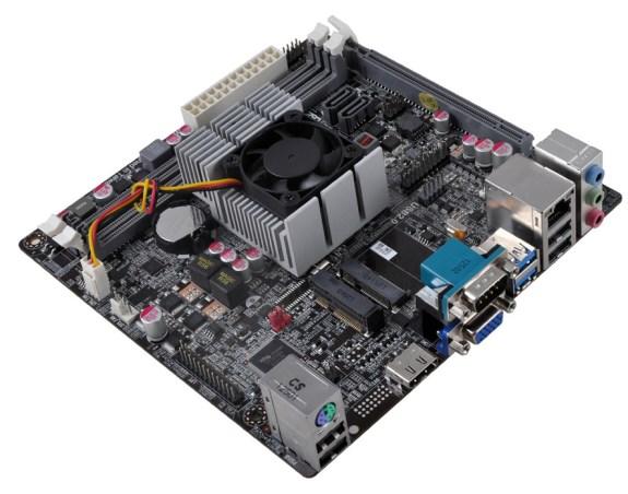 ECS KBN-I motherboard