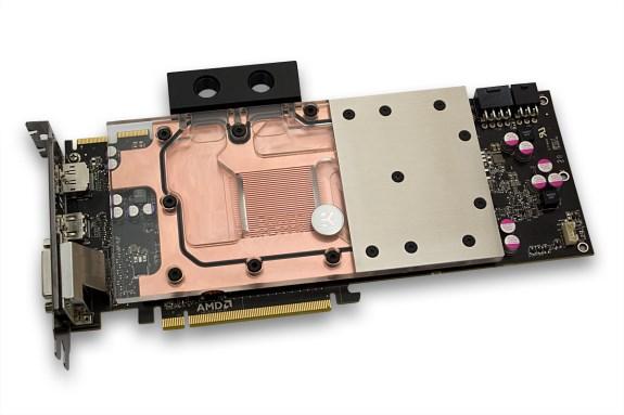 EKWB block for Radeon R9 290X
