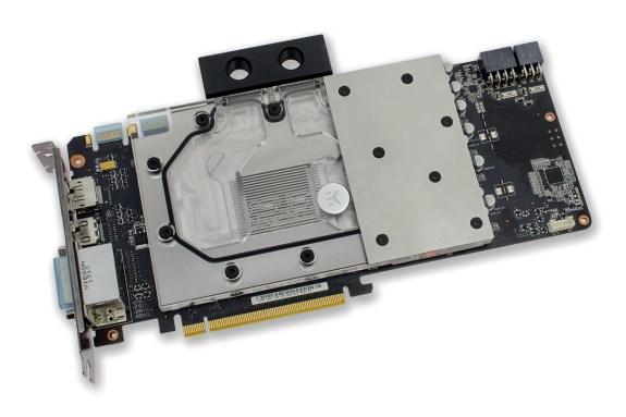 EK Waterblocks for ASUS GeForce GTX 780 DirectCU II