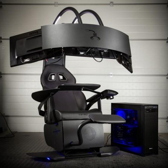 Emperor Gaming Chair Emperor Chair 1510