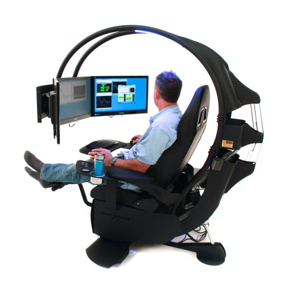 The Specials for the Emperor Chair gaming systems and a video of ...