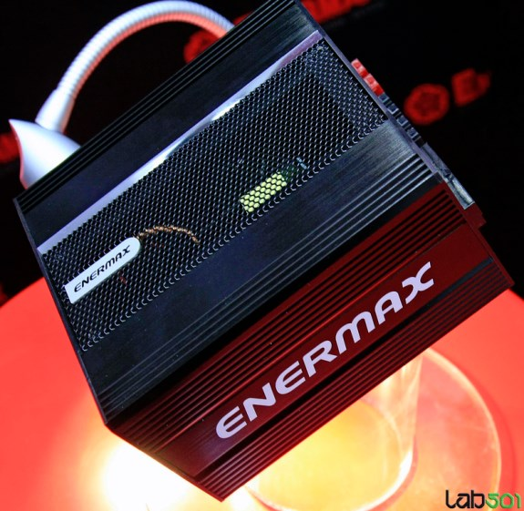 Enermax 650W fanless PSU