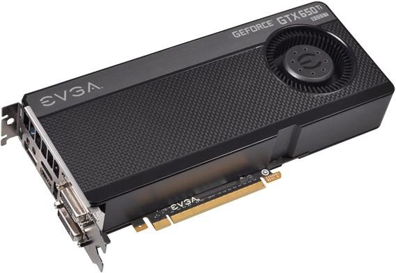 EVGA GeForce GTX 650 Ti Boost