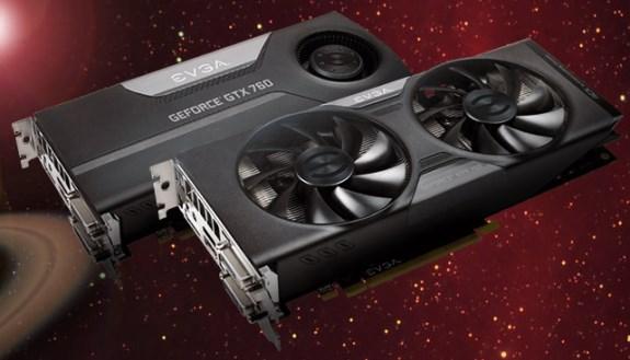 EVGA GeForce GTX 760 series