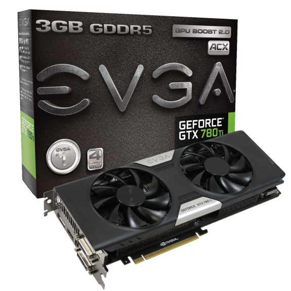 EVA GeForce GTX 780 Ti ACX