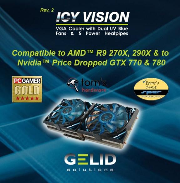 GeLID Icy Vision rev.2