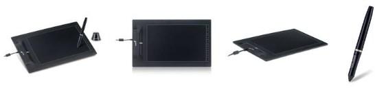 Genius EasyPen F610E slim pen tablet