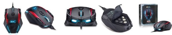 Genius GX Gila gaming mouse