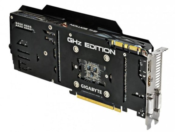 Gigabyte GeForce GTX 780 GHz Edition