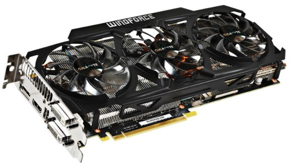 GeForce GTX 780 Ti GHz Edition from Gigabyte