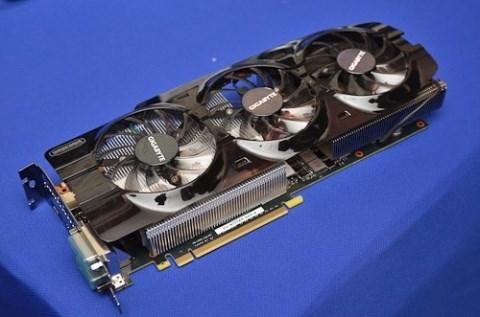Gigabyte GeForce GTX Titan custom design