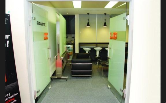 Gigabyte OC Lab