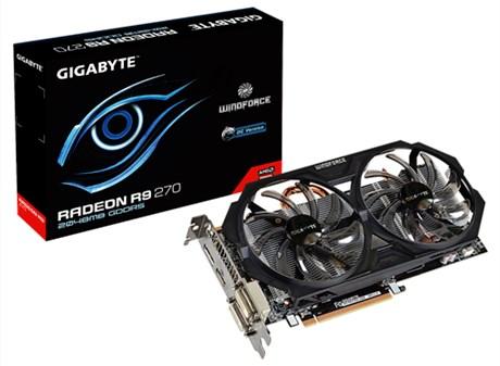 Gigabyte  GV-R9270OC-2GD