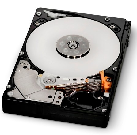 HGST 10k RPM HDD with 1.2TB capacity