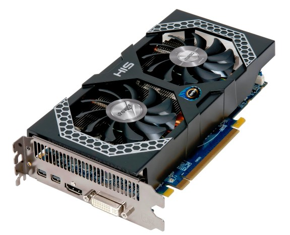 HIS R9 270 iPower IceQ X² Turbo