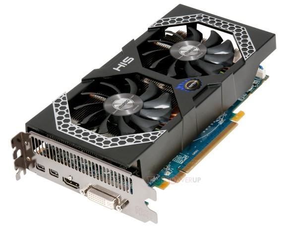 HIS Radeon HD 7850 IceQ X2 Turbo 2GB