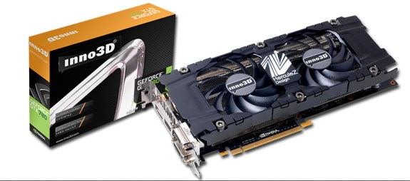 Inno3D GeForce GTX 780 iChill HerculeZ 2000 Graphics Card