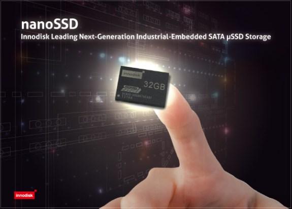 Innodisk nanoSSD