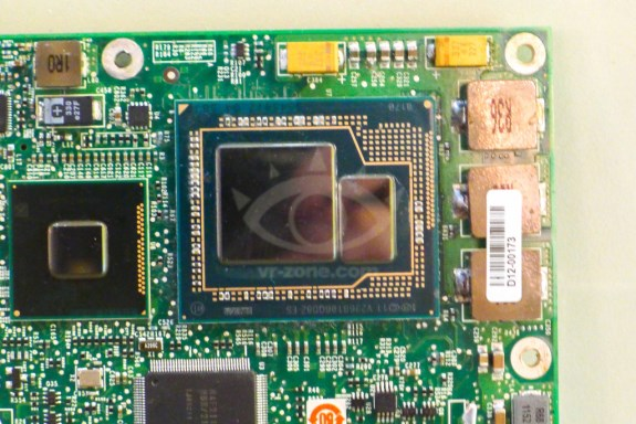 Intel Haswell MCM with eDRAM cache