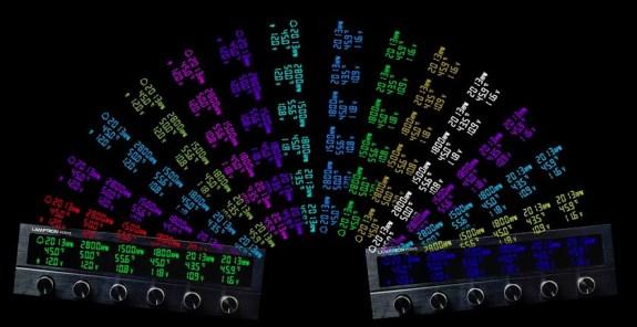 Lamptron FC5V3 fan controller