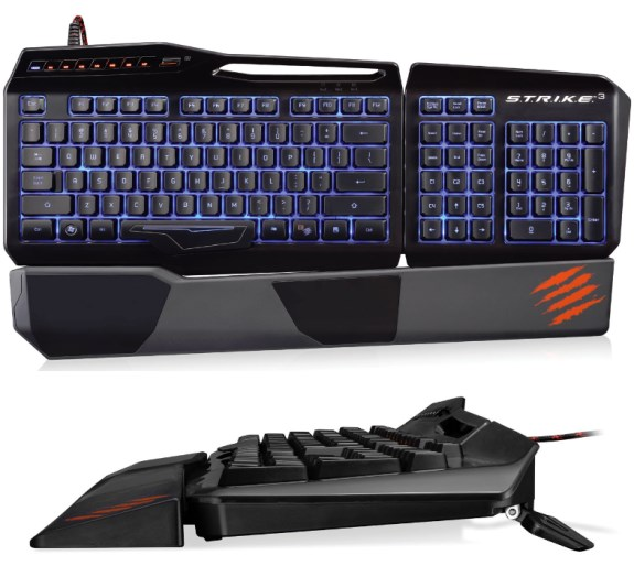 Mad Catz Strike 3 keyboard