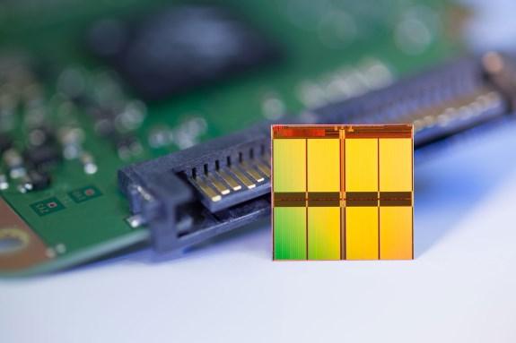 Micron 16nm NAND flash memory