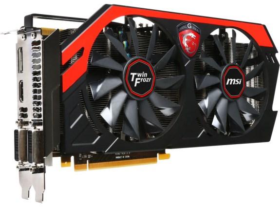 MSI GeForce GTX 770 Gaming 4GB
