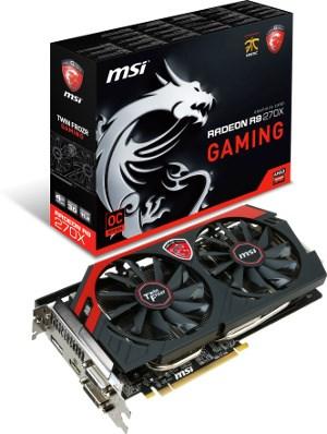 MSI R9 270X Gaming