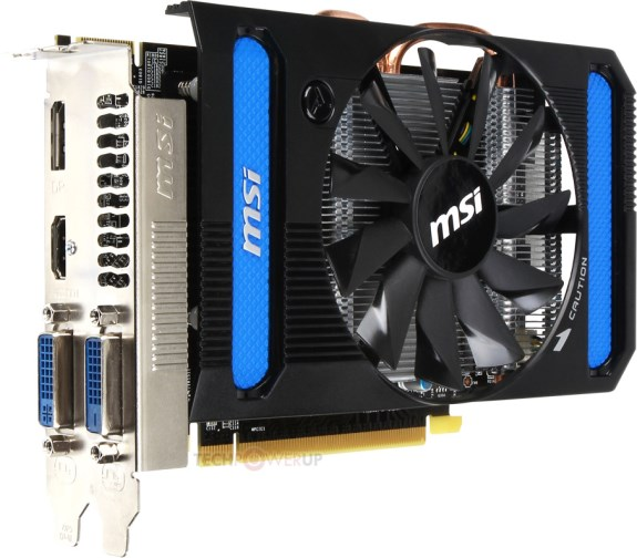 MSI Radeon HD 7790 2GB OC