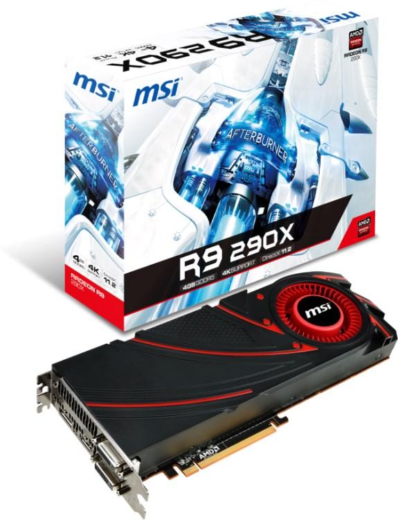 MSI Radeon R9 290X
